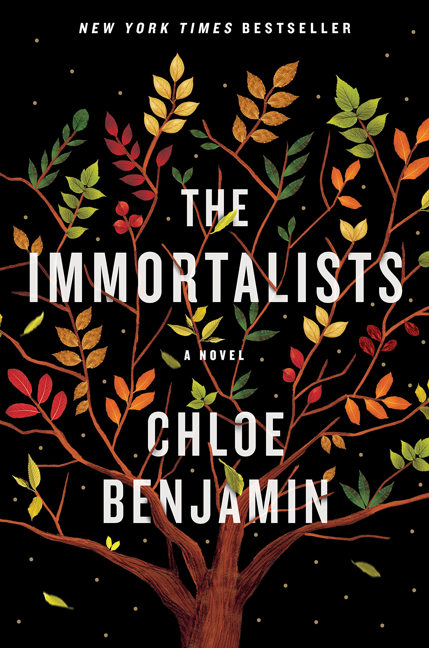 The Immortalists by Chloe Bejamin