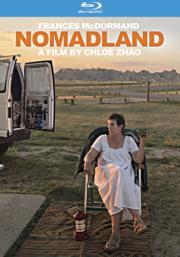 Nomadland Bluray